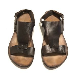 Other - French Connection Leather Sandals Size 41/8.5